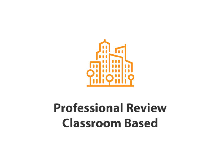 Professional Review-classroom based