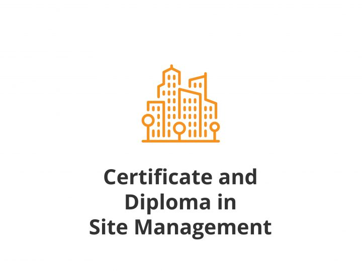 CIOB Certificate and Diploma in Site Management