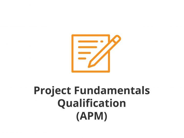 Project Fundamentals Qualification (PFQ)