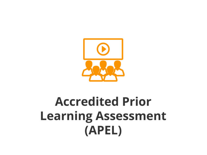 ACCREDITED PRIOR LEARNING ASSESSMENT (APEL)